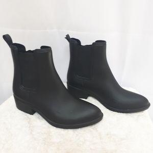 Jeffrey Campbell Havana Last Chelsea Rain Boots